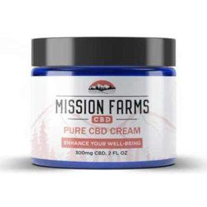 Pure CBD Goat Milk Cream (300mg)