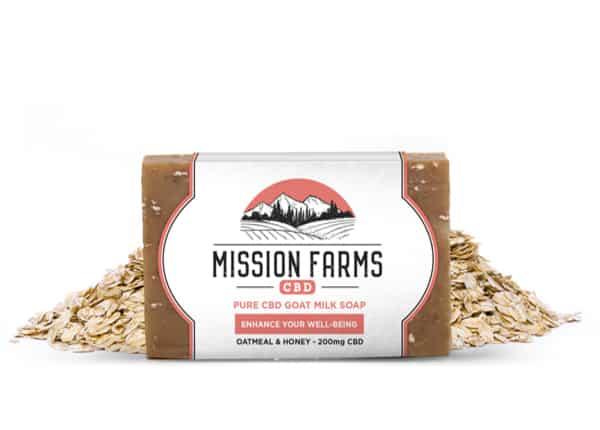 20Off PureGoat Milk CBD Soap Mission Farms CBD Coupon Code