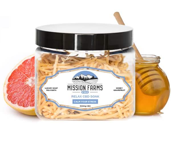 20Off Relax CBD Soap Mission Farms CBD Discount Code
