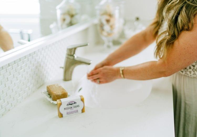 Goatmilk soap