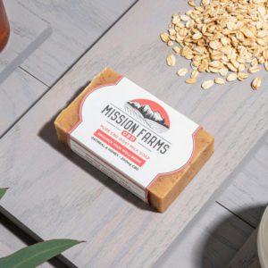 Pure CBD Goat Milk Soap