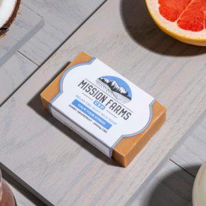 Relax CBD Goat Milk Soap