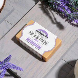 Rest CBD Goat Milk Soap