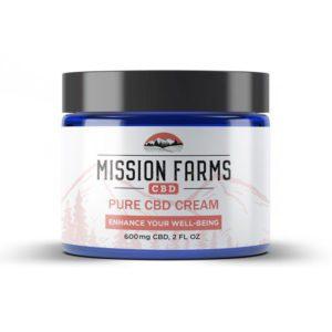 Pure CBD Goat Milk Cream