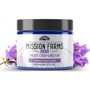 Rest CBD Goat Milk Cream