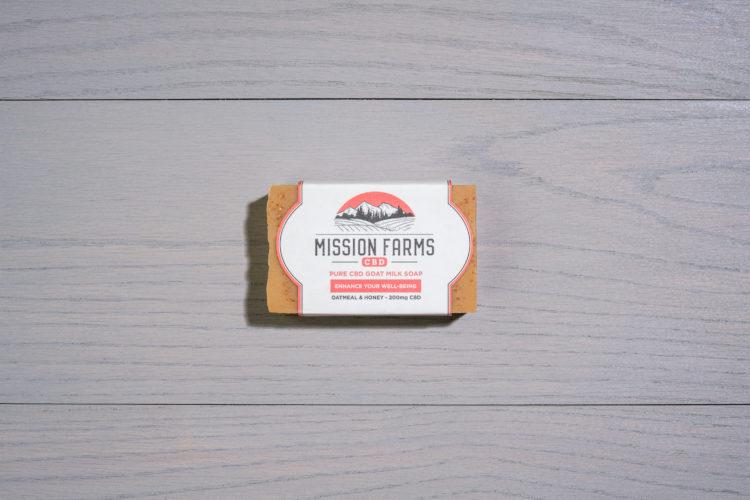 Pure Soap CBD l Mission Farms CBD