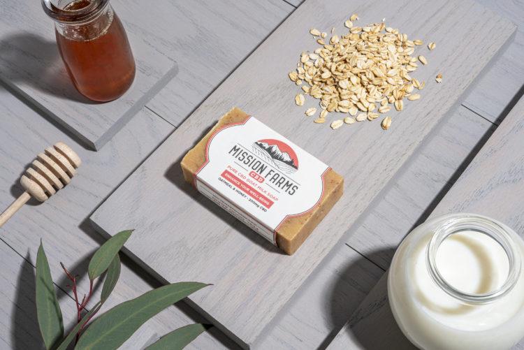 Pure Soap l Mission Farms CBD