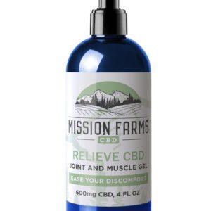 Relief CBD l Mission Farms CBD